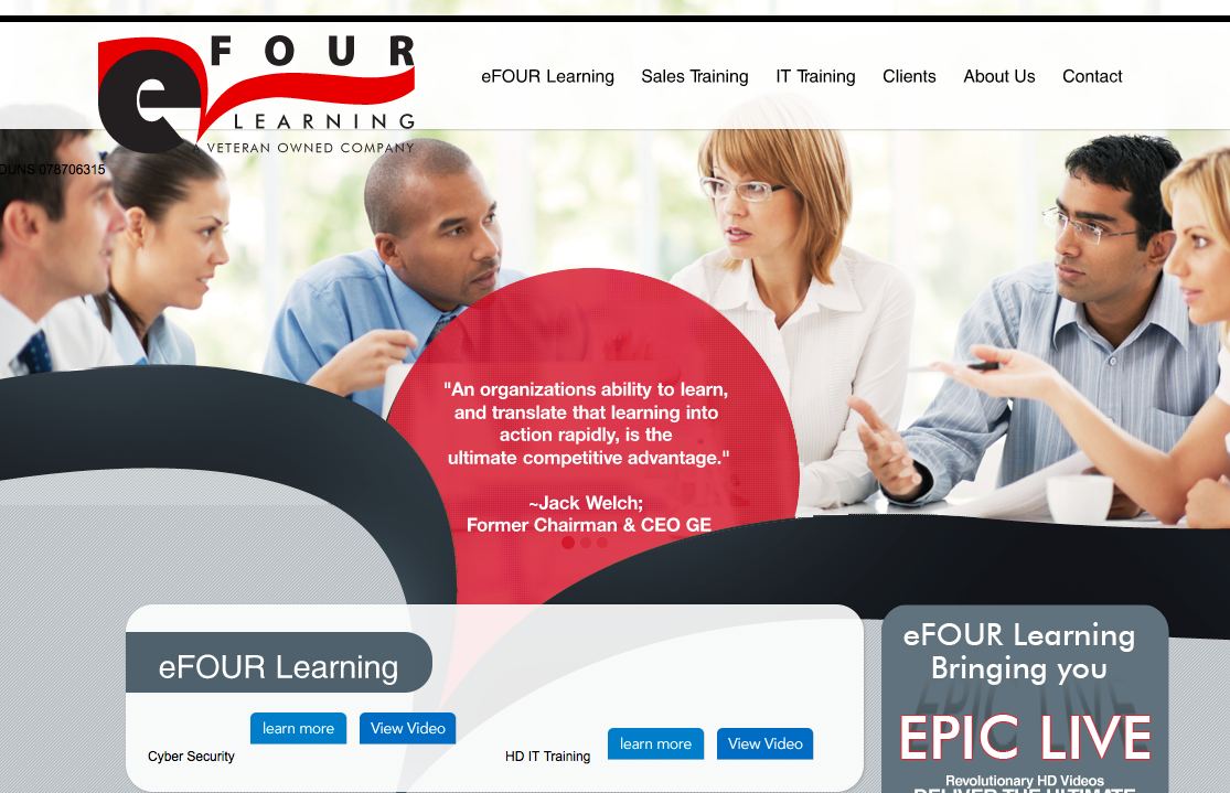 eFour Learning